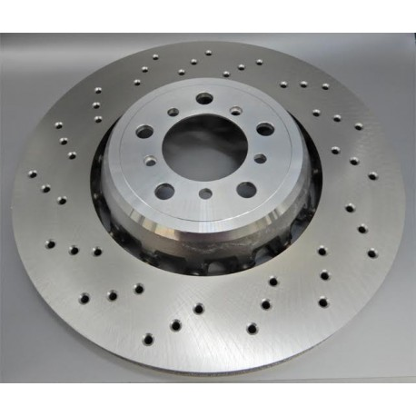 Dixcel PD Type Front BMW M3 F80 380mm (Drilled)